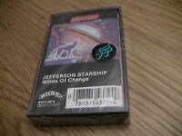 "Jefferson Starship ""Winds of Change"" Cassette new"