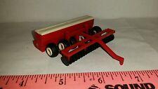 1/64 standi toys red no till drill planter seed ertl farm toy free ship!
