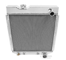 1965-1966 Ford Mustang All Aluminum 4 Row Core KR Champion Radiator