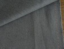 hochwert. Wollstoff, feste Hosen-Qualität, gleichgratig, mittelgrau 100% SW