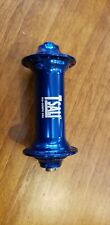 DIA-COMPE TSALI Front Hub 32 Hole Vintage MTB NOS Blue Anodized 100mm