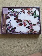 Tablet Ipad Cover And Stylus Pen Butterfly