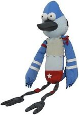 "20"" Regular Show Mordecai Wrestling Buddy with Sound!, by Jazwares NEW"