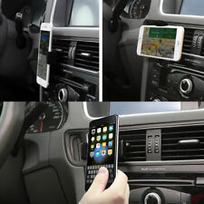 Universal in Car Air Vent Phone Holder Mount 360 Rotatable Mobile Bracket Cradle