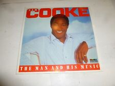 SAM COOKE - The Man And His Music - 1986 German 28-track double LP compilation