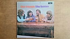 Our Friends The Yetties  LP Record Stero 1971 Issue