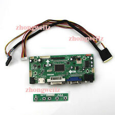 HDMI DVI VGA LCD Screen Controller Board Kit for B101Ew05 v.3 Panel 1280X800