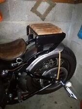 Sellino Passeggero Harley Davidson cross Bones