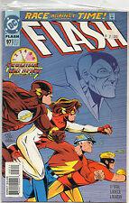 DC COMICS FLASH TERMINAL VELOCITY #97