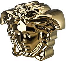 VERSACE MEDUSA MONEY BREAK BANK GORGONA ornament ROSENTHAL NEW Lover GIFT SALE