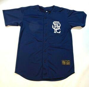 St Paul Gophers Baseball Jersey Large Negro Leagues