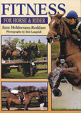Fitness for Horse and Rider, Holderness-Roddam, Jane, Very Good Book