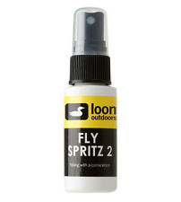 New Loon Fly Spritz 2 fly fishing floatant dry flies water based spray