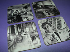 The Italian Job Michael Caine Drinks Coaster Set