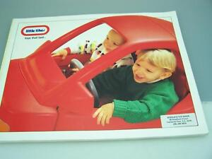 1990 Little Tikes 100 page product catalogue                                1982