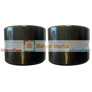 2X Bucket Pin Bushing Bearing For Caterpillar 303.5CR Excavator 40*50*40mm