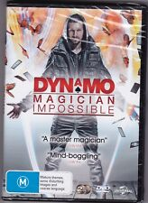 Dynamo Magician Impossible - DVD (Brand New Sealed) Regions 2 & 4