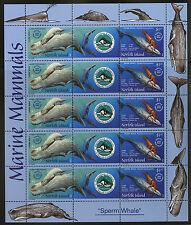 Norfolk Island   2002   Scott # 783    Mint Never Hinged Souvenir Sheet