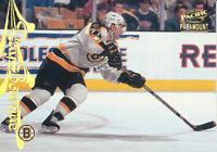 Ray Bourque 1997-98 Pacific Paramount #9 Boston Bruins Hockey Card