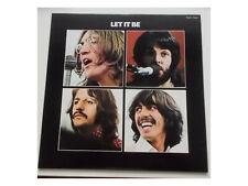 The Beatles - Let It Be - LP - Japan Press