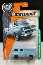 Matchbox 1:64 Volkswagen Transporter Cab Bike Tours * NEW IN PACKAGE