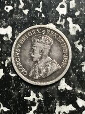1915 Canada 5 Cents Lot#L2417 Silver! Better Date!