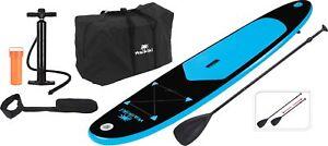 Surfboard Stand Up Paddle SUP Board Paddelboard Paddling Paddel aufblasbar 285cm