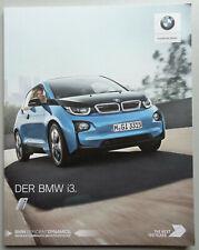 V13626 BMW I3 - CATALOGUE - 01/17 - 23x29 - D