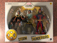 Marvel Legends: STORM & THUNDERBIRD 2 Pack IN HAND Hasbro X-Men