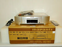 Marantz UD7007 High-End Blu-ray / SACD-Player Silber, OVP&NEU, 2 Jahre Garantie