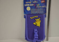 Gamboy Nintendo Game Boy Color Tasche Pokemon Pikatchu lila