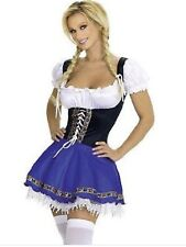 St Paulie Girl Beer Stein Wench Sexy Halloween Costume L