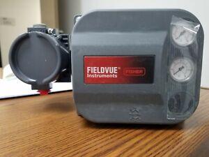 Emerson Fisher Fieldvue DVC6200 Series Digital Valve Controllers