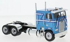 IXO MODEL TRUCKS FREIGHTLINER FLA 1993 BLUE 1-43 SCALE TR046