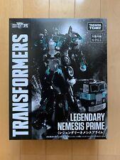 Legendary Nemesis Prime 7-11 Takara Transformers Optimus Japan Movie Studio MP