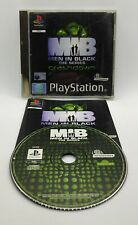 Men in Black: The Series - Crashdown Game for Sony PlayStation PS1 PAL TESTED