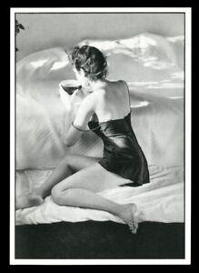 Vintage PINUP Postcard 1980s JEAN-FRANCOIS JONVELLE