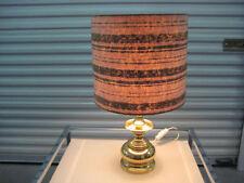 Innenraum-Lampen im Vintage -/Retro-Stil aus Stoff mit 60 cm - 41
