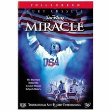 Miracle (DVD, 2004, 2-Disc Set, Full Frame Edition) NEW SEALED