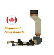 New White Dock Power connector for iphone 4s charging port flex cable iPhone 4S