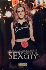 SEX AND THE CITY Poster  - Carrie Full Size TV Print ~ Sarah Jessica Parker