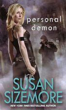 Susan Sizemore  Personal Demon   Paranormal Romance  Pbk NEW
