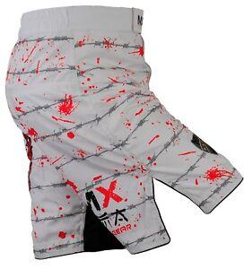Maxx MMA Fight Shorts Grappling Short Kick Boxing Cage Fighting Shorts Ufc Boxin