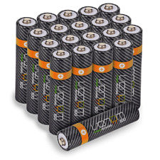 Venom Power Recharge - 500mAh Rechargeable AAA Batteries (20-Pack)