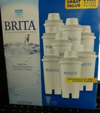 Brita Pitcher Replacement Filters 8 Pitcher Filters