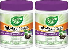 Garden Safe Take Root Rooting Hormone, 2-Ounce (Pack of 2)