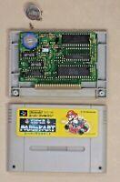 Super Mario kart 1992 SNES SFC Nintendo Famicom game Cartridge tested  Japan
