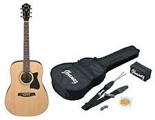Bien: Ibanez v50njp-nt Jampack western gitarrenset Natural