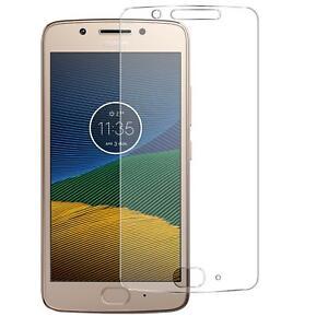 Film Blindé Pour Motorola Moto G5 Verre de Protection Véritable 9H