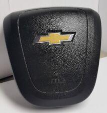 🚘 2013 TO 2015 CHEVROLET CRUZE LEFT DRIVER SIDE STEERING WHEEL ARIBAG BLACK